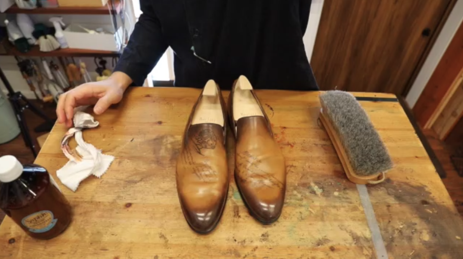 岡山オーダーメイド靴製作 立岡靴工房